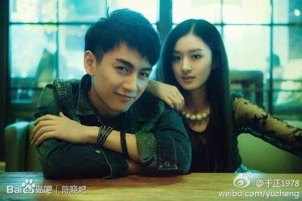 """晚娘之风月豪门完整版-虽然两位主角恋情仍未明朗,但粉丝们希望陈晓赵丽颖""""在一起""""的呼"""
