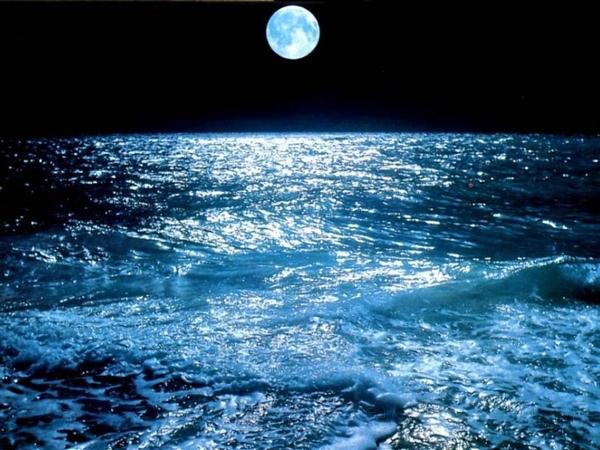 研究称 月球加速逃离地球 潮汐力竟是元凶