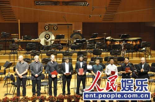 2013北京现代音乐节闭幕式音乐会圆满谢幕