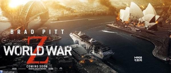 末日之战中国沦陷了吗
