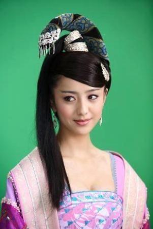 演绎过汉代美女的女星更是数不胜