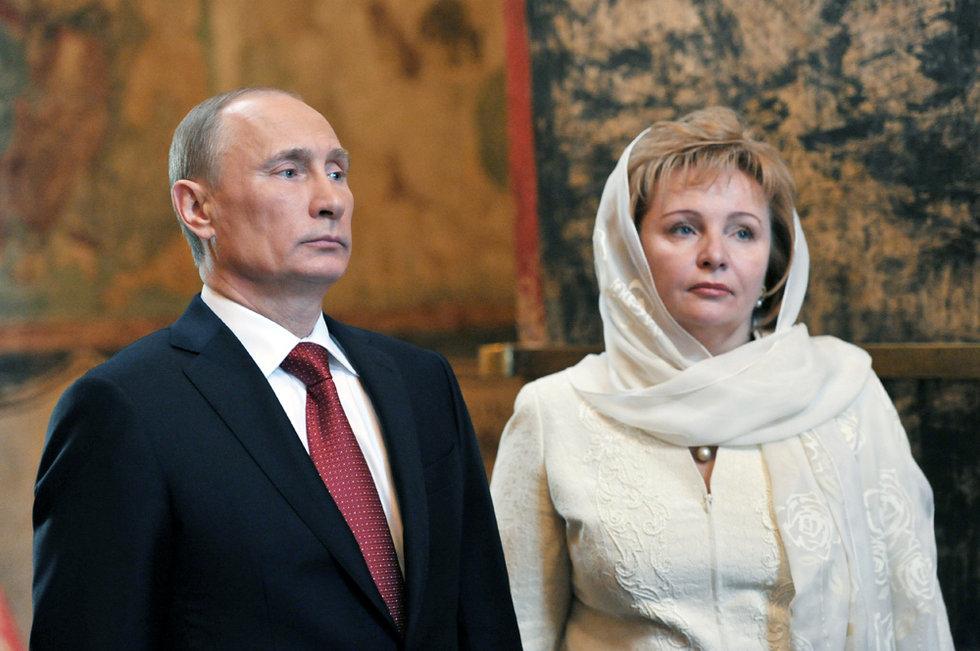 高清:俄罗斯总统普京与夫人离婚 新闻