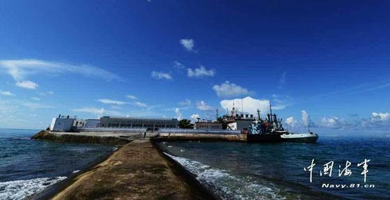 菲越在南海岛礁大肆兴建军事基地 守军达数千人