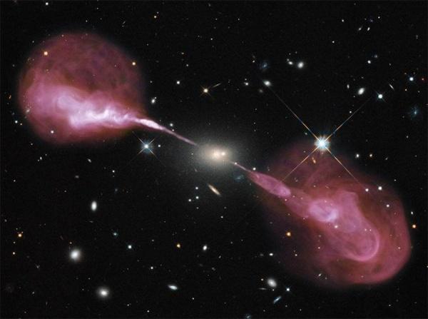 哈勃望远镜十大太空摄影图集 神秘莫测