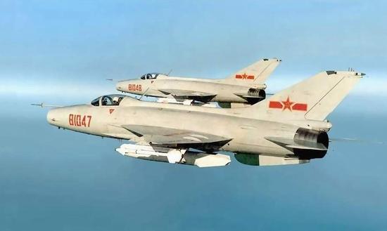 成都飞机工业公司此前对歼7Ⅰ