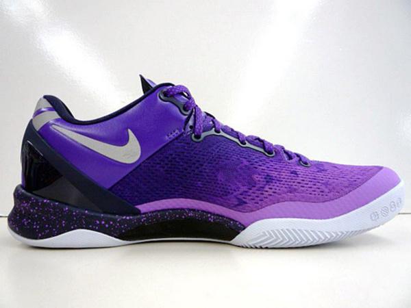 季后赛经典战靴:纳什紫色之巅