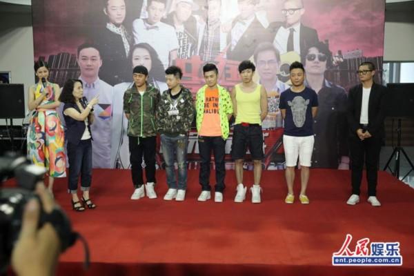 最强音 决赛发布会 陈奕迅爆王菲或当第二季导师图片