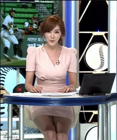 韩国棒球女神性感写真