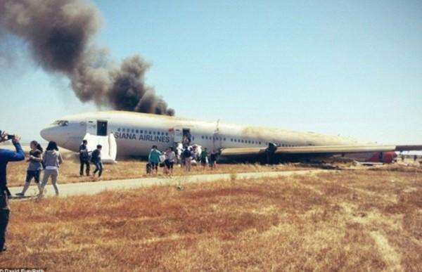 韩亚航空空难是波音777-200er客机首次致命事故