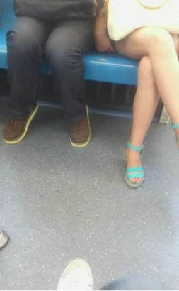 上海地铁咸猪手事件