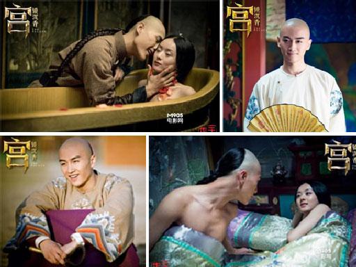 陈晓赵丽颖访谈节目 陈晓赵丽颖综艺活
