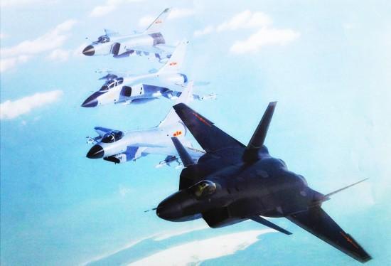 掌握空情的制空战机将在空战中占据绝对优势 越南战争中的米格21和贝卡谷地的F-15向我们解释了空情掌握的巨大价值,在地面雷达网的引导下,米格21和F-15绕开敌方战斗机火控雷达狭小的扫描区域,从敌战斗机后方发起掠袭,具有惊人的杀伤效果,在越南战争中米格21在有一段时期甚至创造了12:1的惊人交换比,而F-15在贝卡谷地创造的82:0的奇迹,都是来源于自身不对称的信息优势。 战斗机的世界里没有够用就行只追求最优秀性能 在四代机的对抗中,空情掌握能力的影响将更为巨大,面对隐身飞机,机载火控雷达战术作用极
