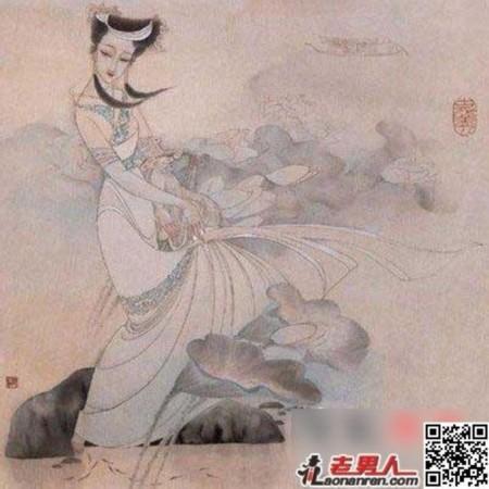 揭秘古代皇帝临幸妃子全过程高清图片
