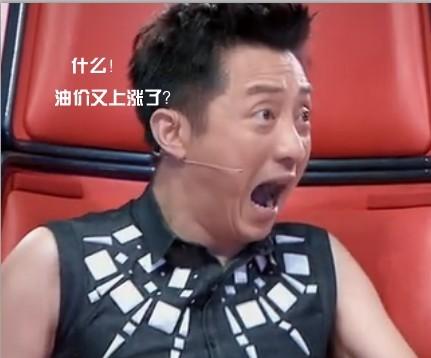 中国好声音表情帝盘点:哈林得意表情逆天图片