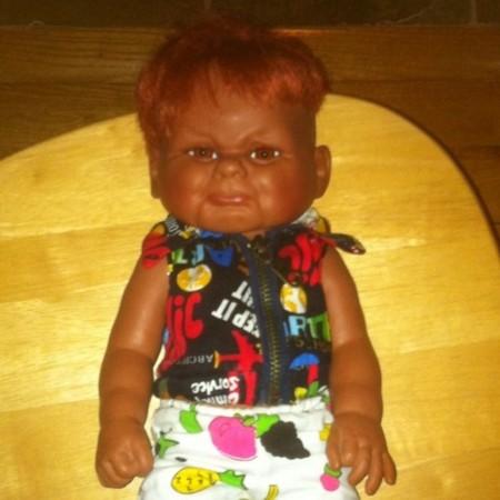 吓人的 恐怖娃娃 惊悚来袭