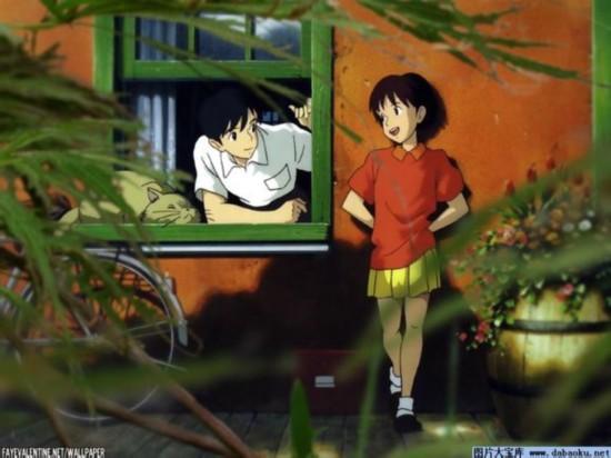 宫崎骏宣布退休 盘点其十大经典动画电影\/组图
