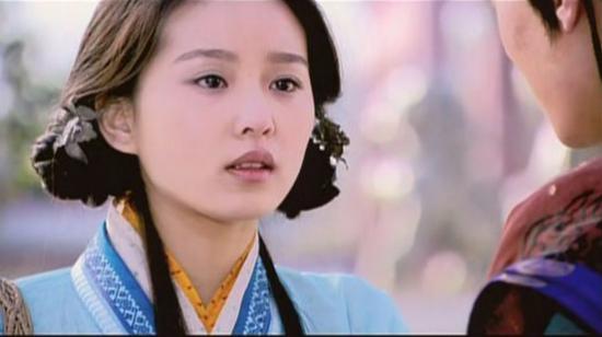 刘亦菲-5.少年杨家将罗氏女。