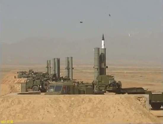 s300防空导弹_俄称叙已获首批S300防空导弹 叙总统确认已交付__海南新闻网_南海网
