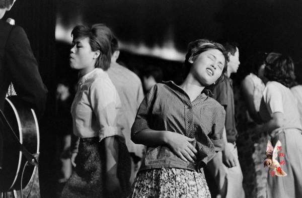 中国八十年代老照片