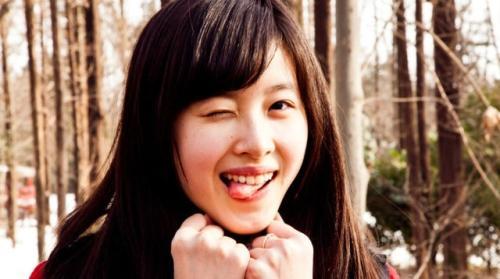 娱乐新闻 明星聚焦    奶茶妹妹章泽天最新生活照曝光,2011年考入清华