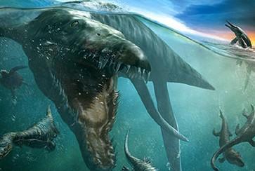 盘点史前8大恐怖动物 恐龙和猪都上榜图片