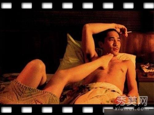 汤唯章子怡 揭梁朝伟与十大女星的激情床戏/图