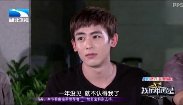 《我的中国星》选秀节目正在火热进行中,身为韩国fx组合队长的中国