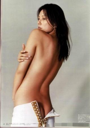 日本美女跷臀大胆明星裸体写真日本美女美臀美臀 竖