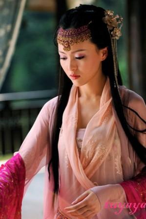 唐嫣舒蕾全国第一美女