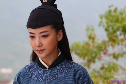 胭脂(陈紫函饰) 陈紫涵在《活佛济公》的图片