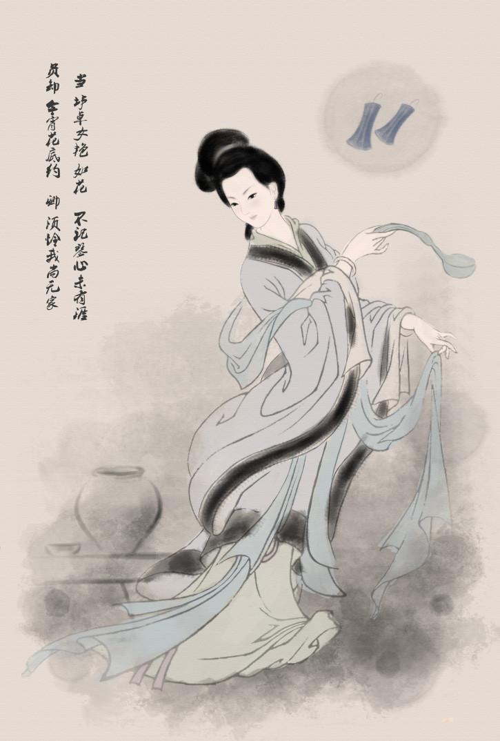 末代盐商千金去世 盘点中国历史上九大 传奇女性