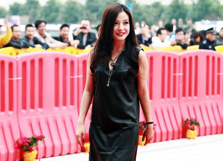 金鸡提名表彰典礼赵薇知性黄晓明秀微笑