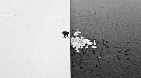 """摄影师拍壮丽""""阴阳""""景观展现自然之美(组图)"""