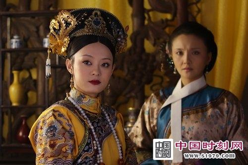 孙俪提名国际艾美奖最佳女演员 甄�执�在美国变六集迷你剧