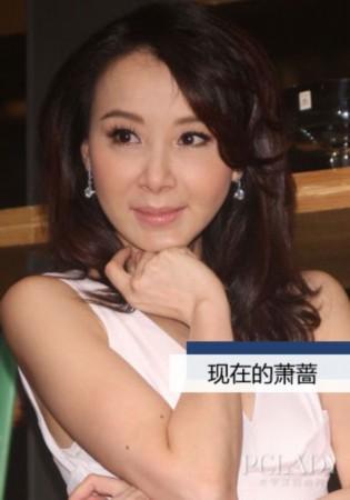 """众女神10年容颜对比照pk 第一美女陈红萧蔷最""""凄惨"""""""