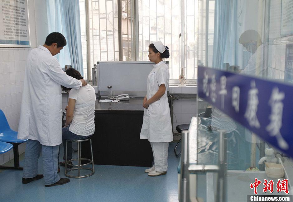 河南新规:男医生检查女患者须有护士或家人陪伴