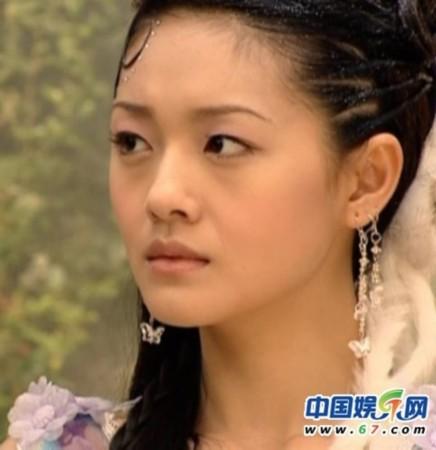 志异》张小曼的扮演者胡可   《聊斋志异》中扮演小倩的杨幂