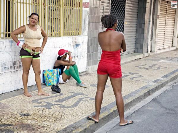 巴西性工作者备战世界杯(波哥嫖错了地方啊,唉.