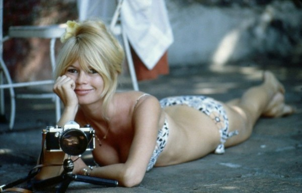 bardot是法国著名的性感女神