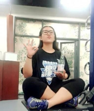 曾被网友誉为中国最美女胖子