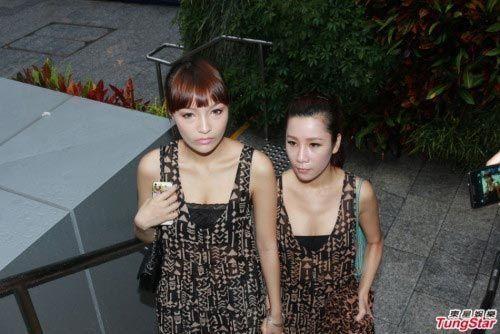 香港嫩模组合AD2也曾遭遇黑社会.(图文无关)-香港19岁嫩模惹纠