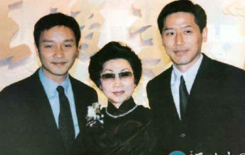 张国荣/张学友罗美薇张家辉盘点相守20年的模范夫妻