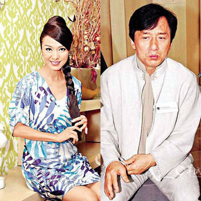 米雪 成龙/张学友罗美薇张家辉盘点相守20年的模范夫妻