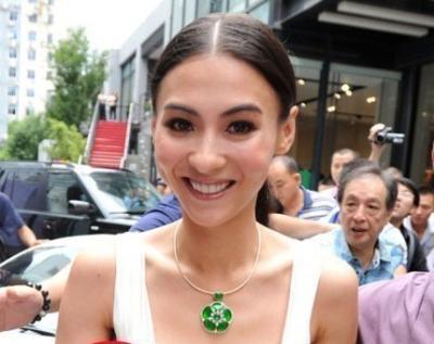 离婚后的张柏芝憔悴极了,可是失去了曾经的美貌也不能否认她是个好