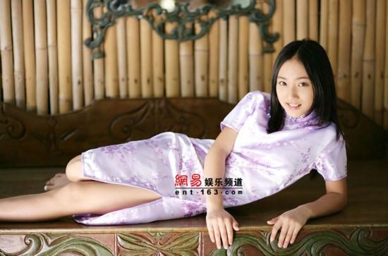 入江纱绫11岁写真