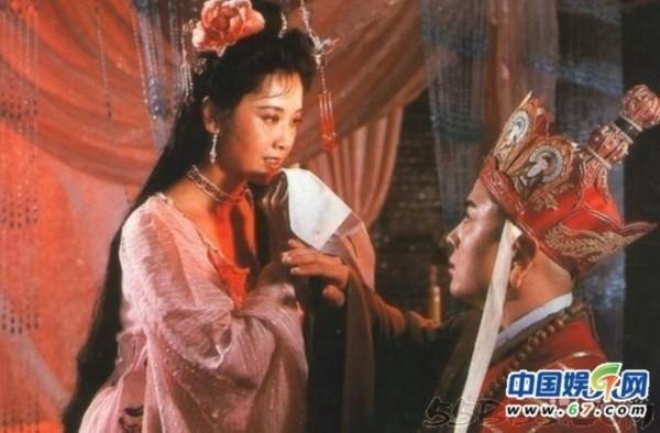 盘点86版《西游记》里的美女图