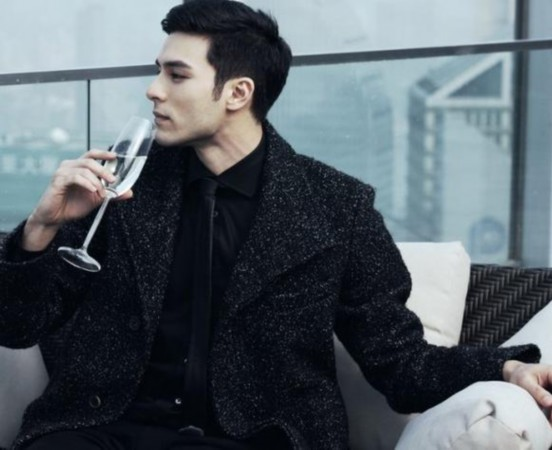 """在热映电影《小时代》中,凤小岳出演个性突出的""""宫洺"""",这个五官"""