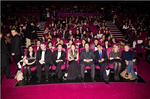 贾振丹满意电影节成果展望2014年第六届万像新气象图片