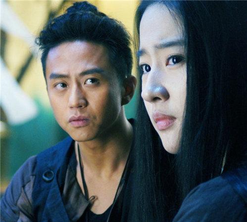 邓超刘亦菲遭遇冷情恋 称 四大名捕2 为困兽秀图片