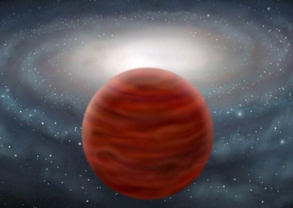 """远古高寿""""褐矮星"""" 已有一百亿年历史"""